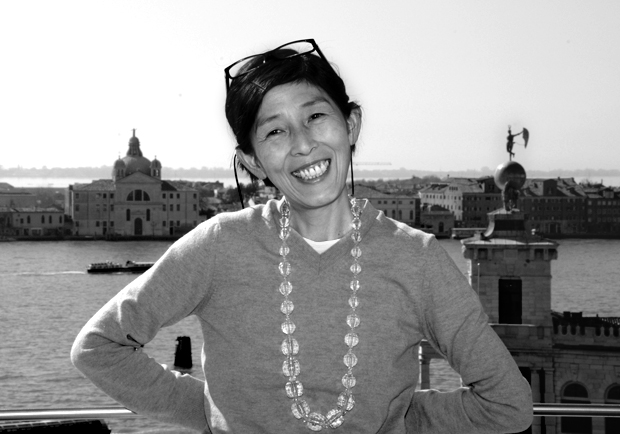 Kazuyo Sejima, Director of the 12th International Architecture Exhibition, La Biennale di Venezia