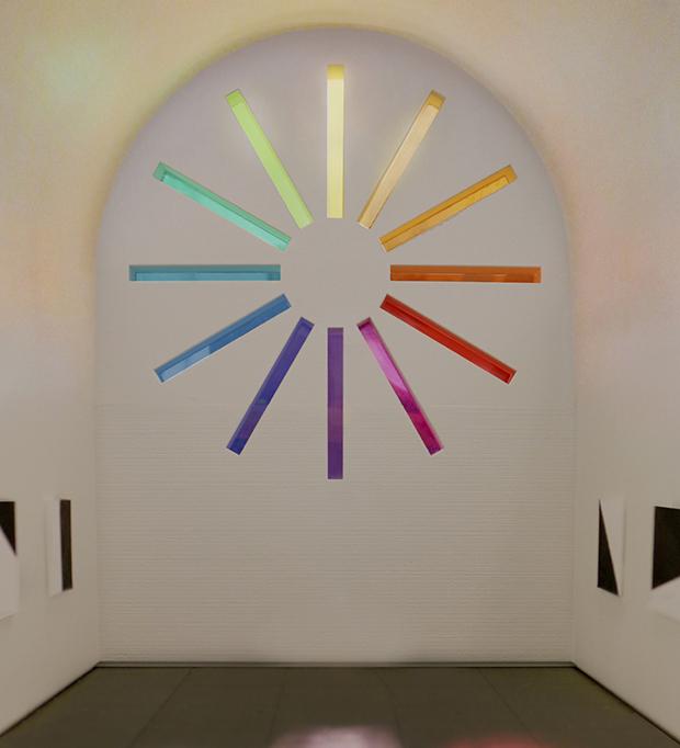 Take a look inside ellsworth kelly s new chapel art agenda