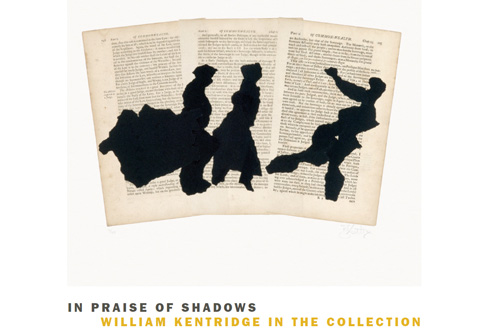 From In Praise of Shadows by William Kentridge at The Metropolitan Museum of Art
