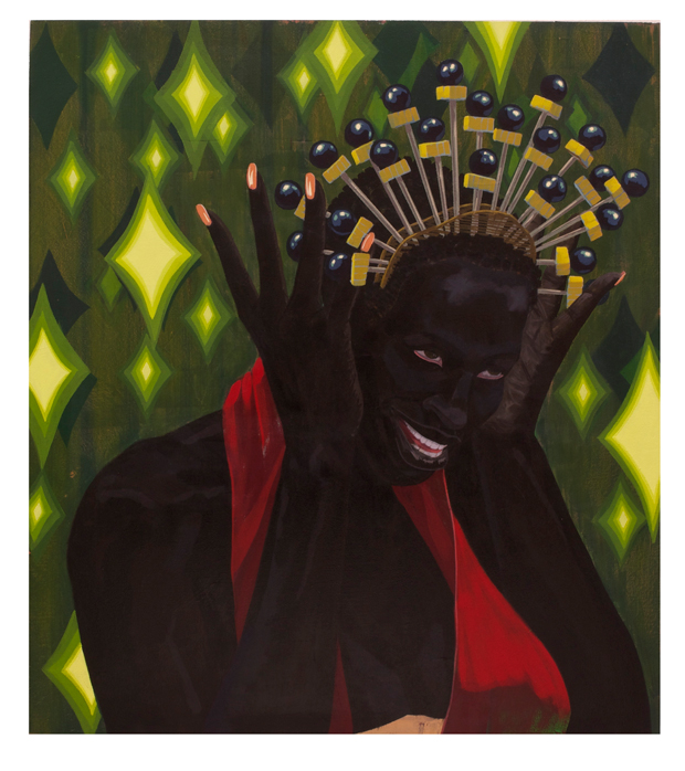 Untitled (Crowning moment), 2014 - Kerry James Marshall