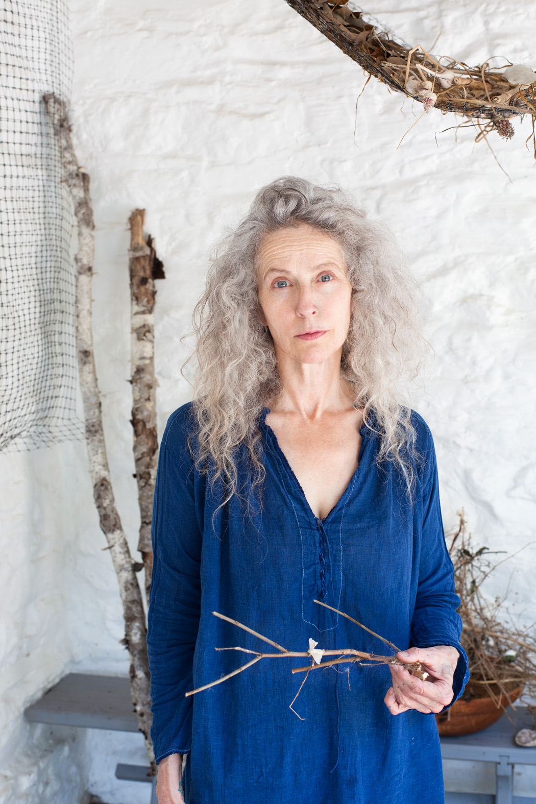 Kiki Smith by Nina Subin. Image courtesy of Wikimedia Creative Commons