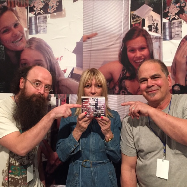 Kim Gordon and Larry Gagosian open a record store
