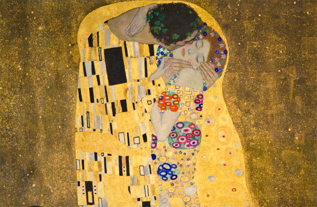 Stories from the Secession - Klimt's The Kiss