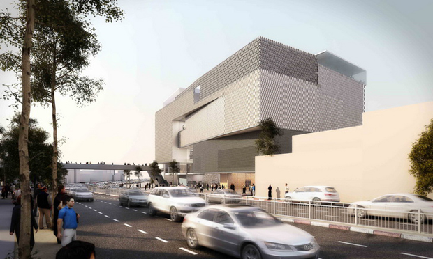 The Koç Contemporary Art Museum by Grimshaw Architects