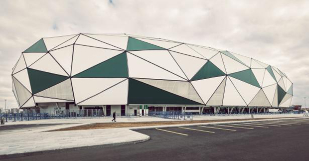 Konya City Stadium by Bahadir Kul