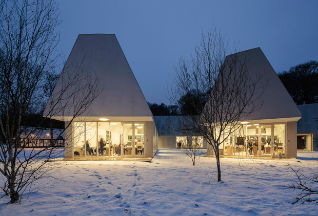 Krabbesholm Hojskole - MOS Architects