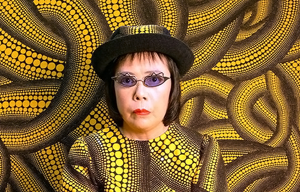 "Yayoi Kusama is ""reviewing the parameters of her working relationship"" with Gagosian"