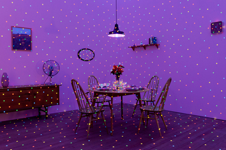 Yayoi Kusama, I'm Here, but Nothing (2000/2012)