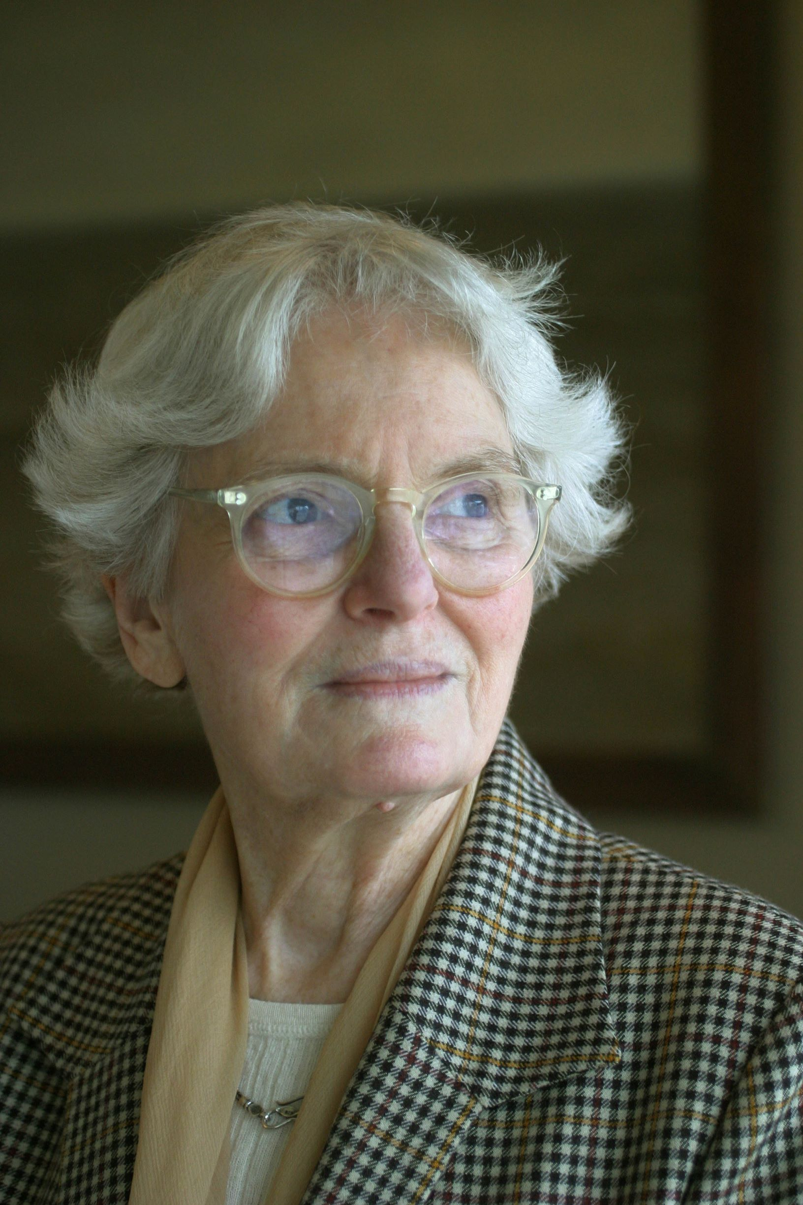 Denise Scott Brown, 2005. Photo by Frank Hanswijk