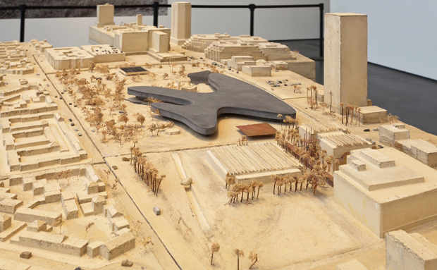 Peter Zumthor - plan for LACMA