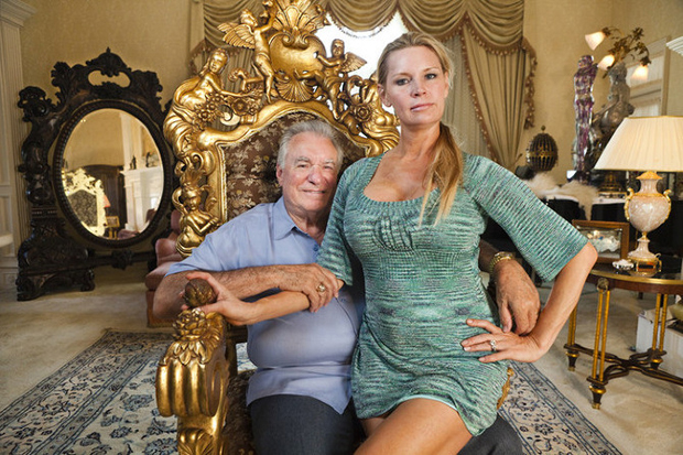 A still from The Queen of Versailles by Lauren Greenfield