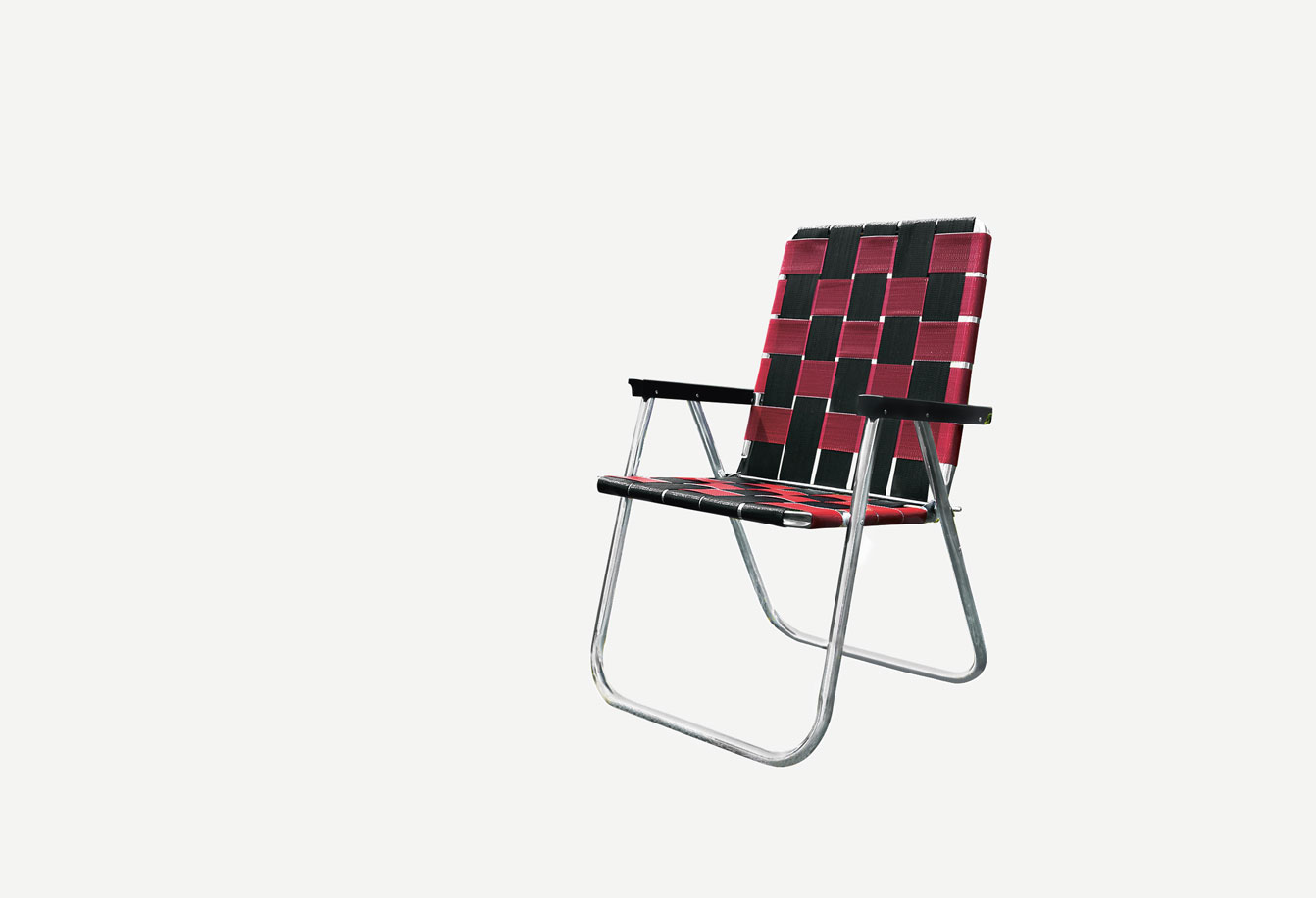 American Lawn Chair 1940s, Designer unknown - as featured in Chair: 500 Designs that Matter
