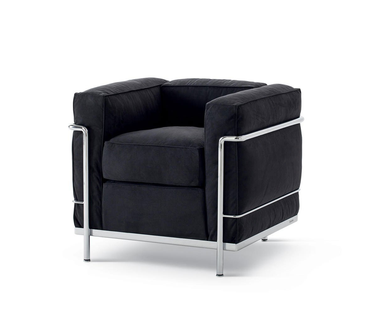 The LC2 Grand Confort Chair Le Corbusier
