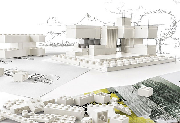 LEGO invites you  to 'release your inner architect'