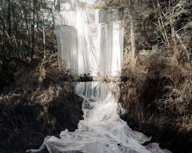 Cascade (2009) Noemie Goudal. Image courtesy of Edel Assanti