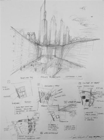 World Trade Center - Daniel Libeskind