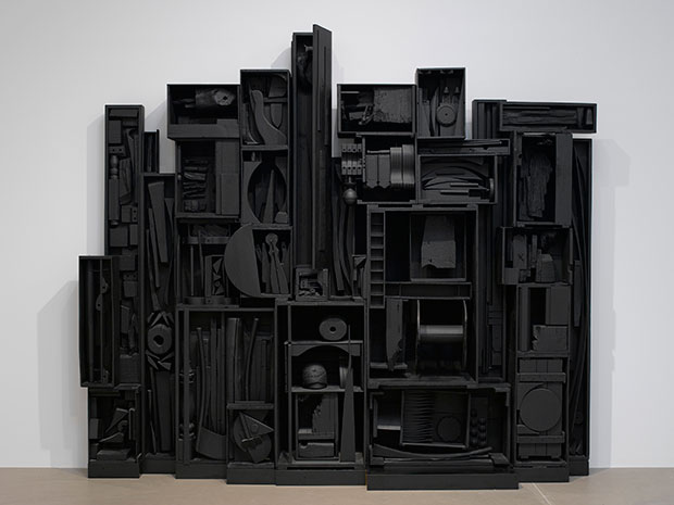 Arne Glimcher talks Louise Nevelson at Pace