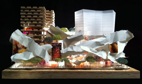 Gehry and Mirvish's plans include a gallery and educational facilities