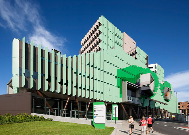 Lady Cilento Children's Hospital, Brisbane - Lyons/ Conrad Gargett