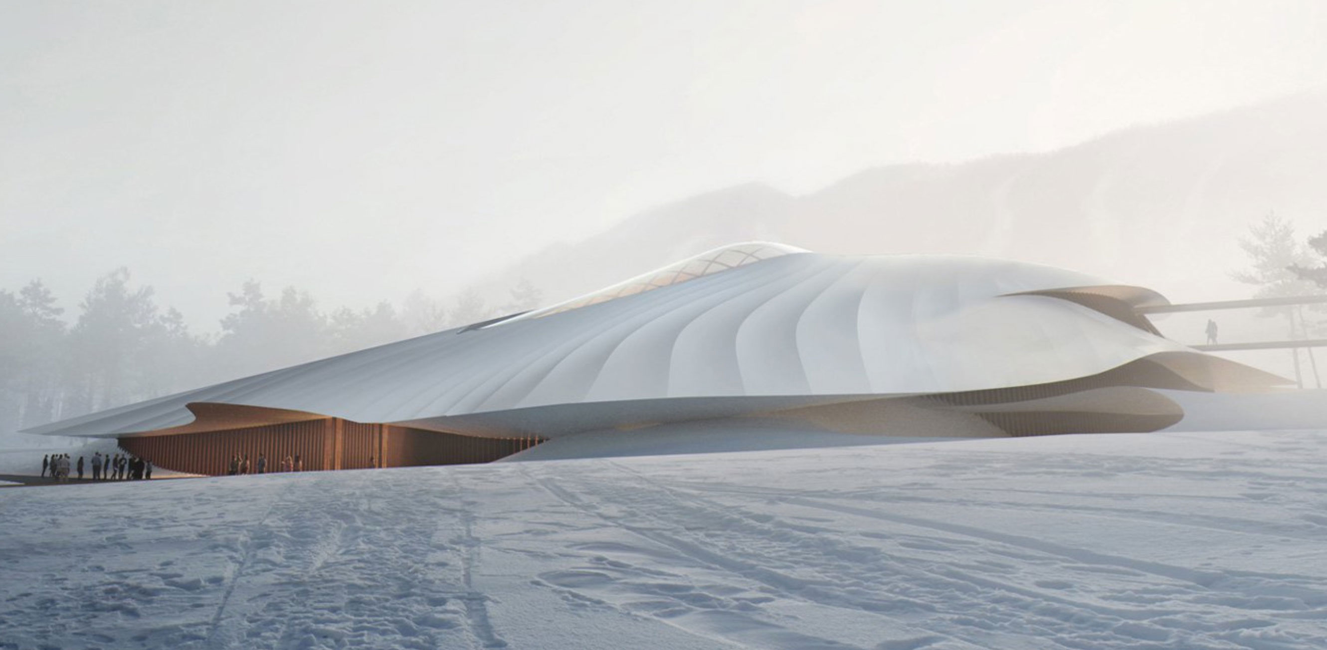 Could MAD's building bring big ideas to northern China?