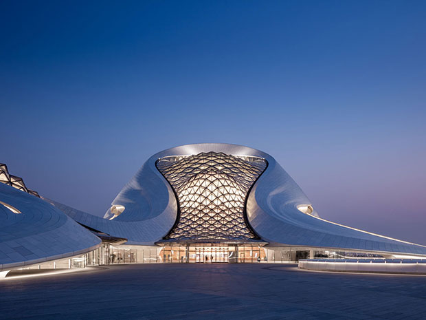 Harbin Opera House - MAD photo courtesy Hufton+Crow