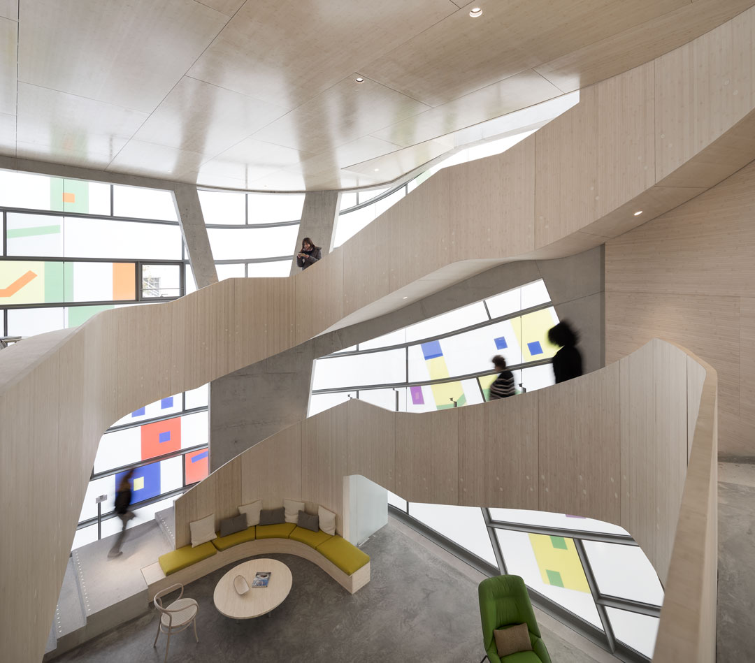 Steven Holl unveils his light-filled Maggie's Centre for London
