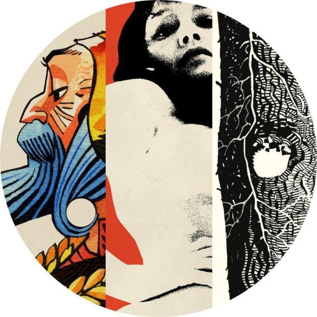 Jamie Hewlett's erotic tarot pine tree show | Art | Agenda | Phaidon