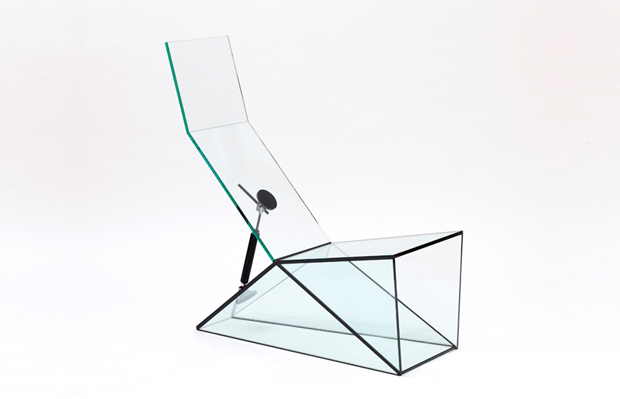Konstantin Grcics clear glass furniture collection  Design