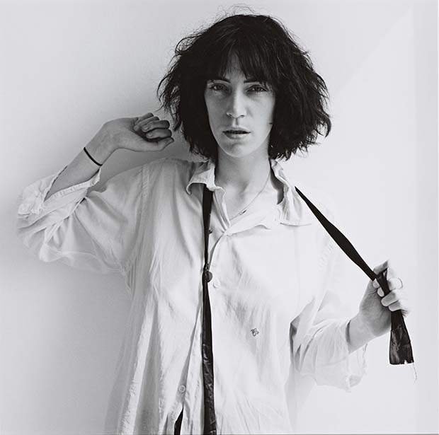 What Robert Mapplethorpe's mother called Patti Smith