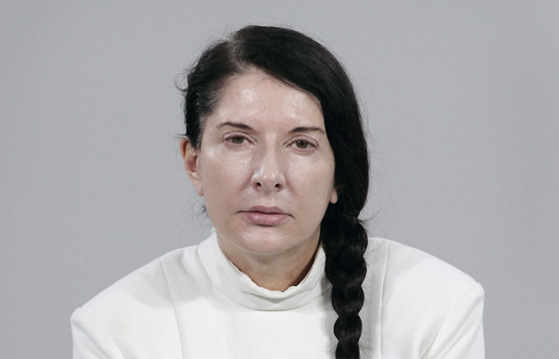 The Artist is Present (2010) by Marina Abramovic