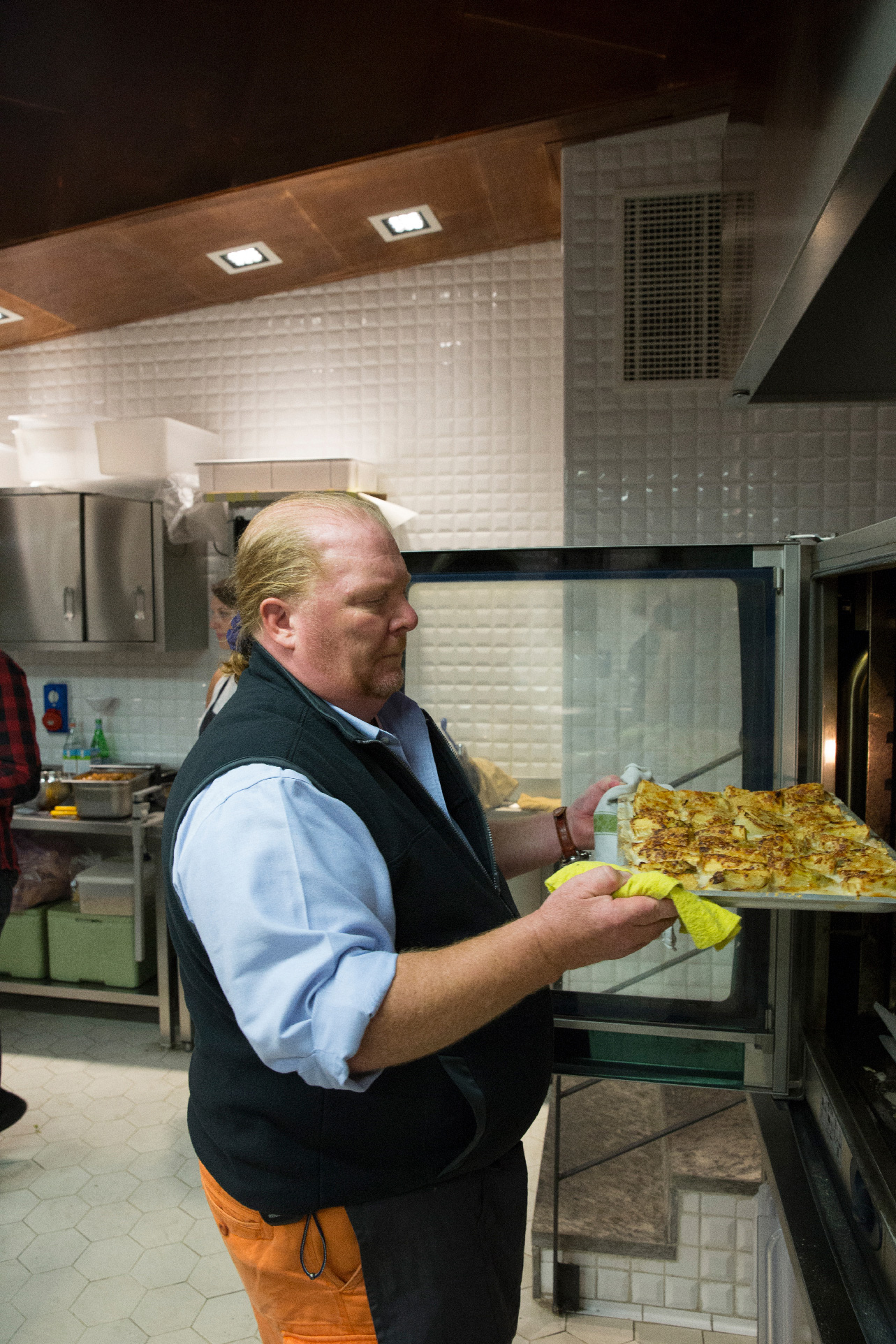 Mario Batali in Bread is Gold