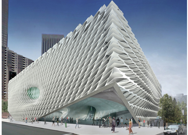 A new architectural landmark for downtown LA