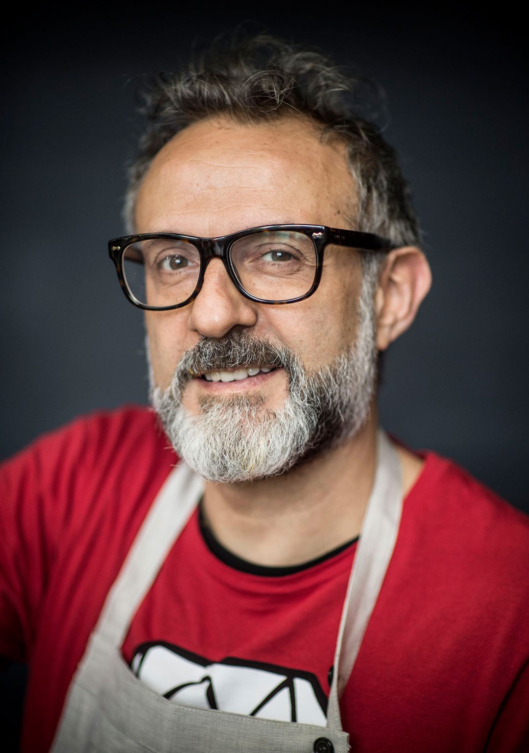 Massimo Bottura gets ready for US tour dates
