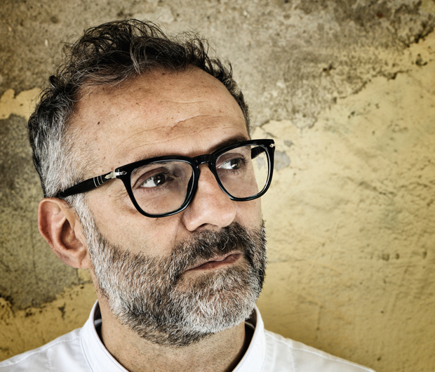 Massimo Bottura on tour in the US
