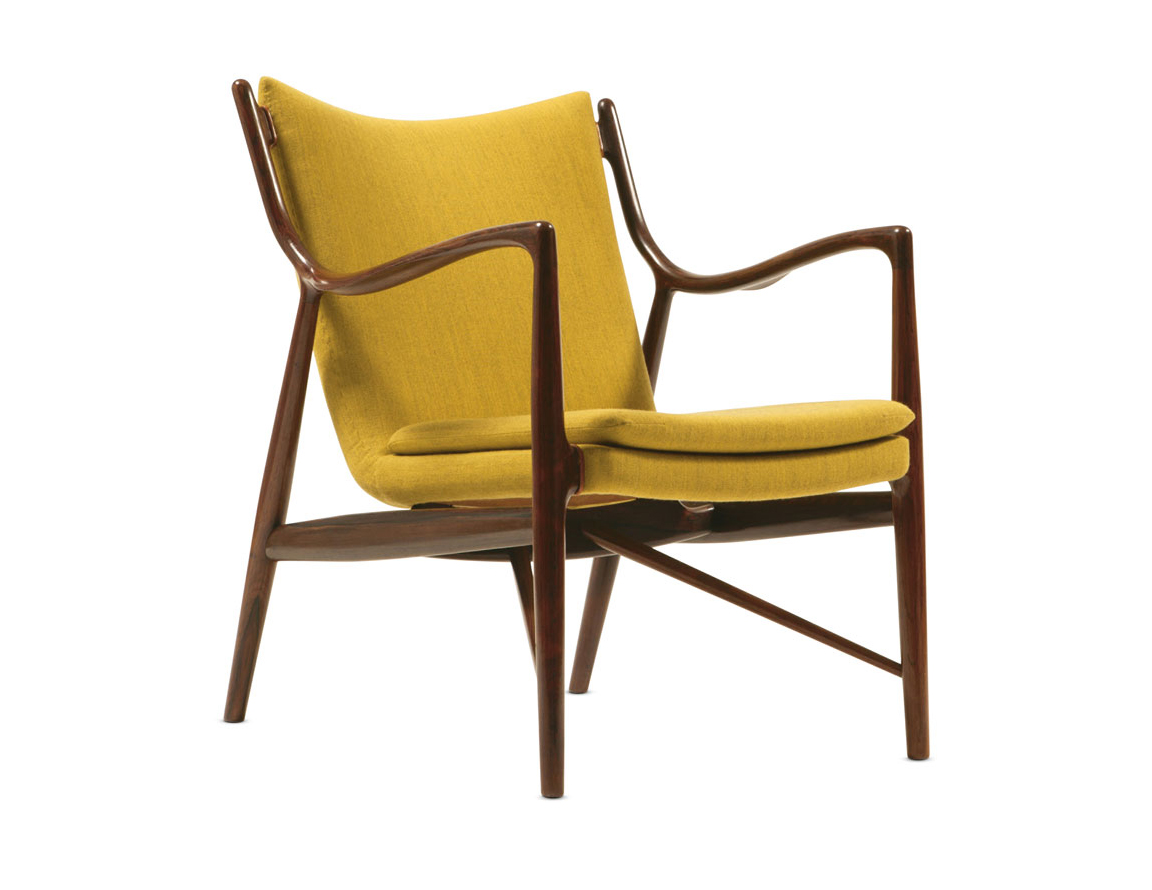 Fabulous Finn Juhl Furniture: The FJ45 chair