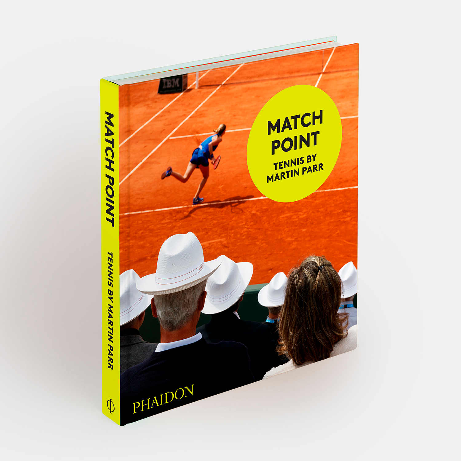 All you need to know <b>about Match</b> Point: Tennis by Martin Parr ...