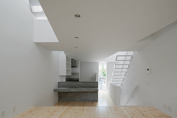 A+ Architecture - House in Tamatsu