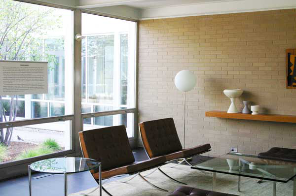 Mies Van Der Rohe House Opens To The Public Architecture