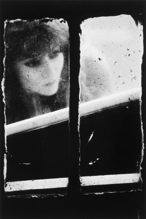 Dirty Windows Series #19, 1994, by Merry Alpern. International Center of Photography, Gift of David and Kim Schrader, 2010. © Merry Alpern