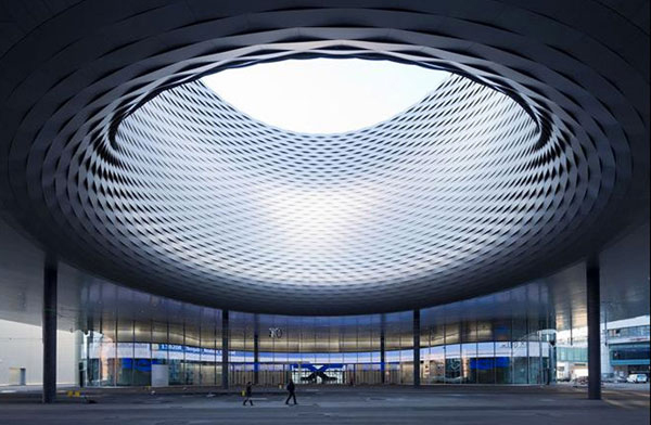Messe, 2013 by Herzog & de Meuron. As featured in Destination Architecture