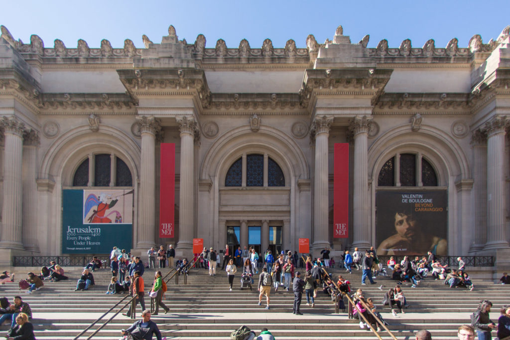 The Metropolitan Museum of Art © The Metropolitan Museum of Art