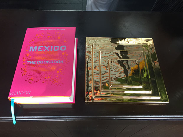 The perfect couple - Mexico: The Cookbook and Jose Dávila's edition for Artspace