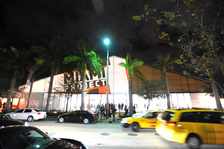 Art Miami's 2012 pavillion