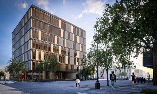 Tallest wooden building in Canada breaks ground