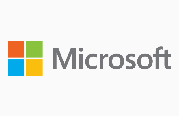 The new 'approachable' Microsoft logo