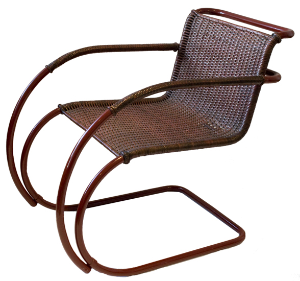 Mies van der Rohe, Chair (1927)