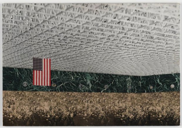 Mies Van Der Rohe Collages Go On Show In New York