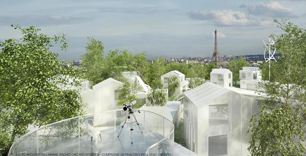 The Thousand Trees - Sou Fujimoto and Manal Rachdi OXO Architectes