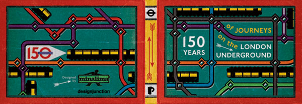 Minalima - Oyster card holder
