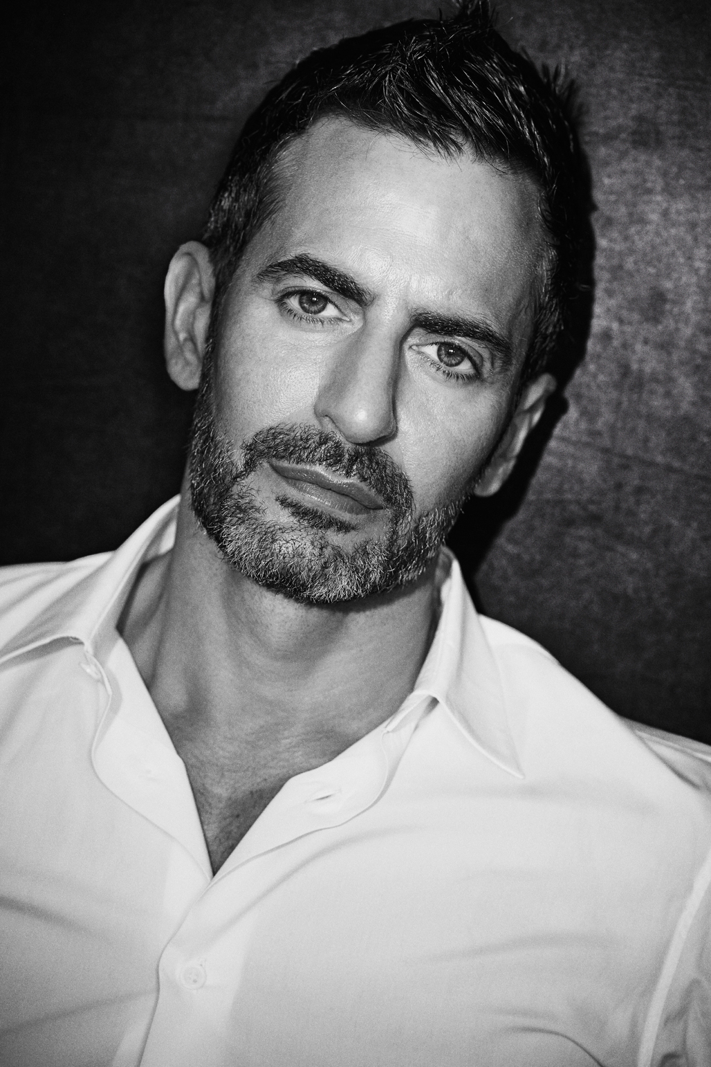 Marc Jacobs. Photograph by Peter Lindbergh